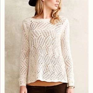 Anthropologie Angel of North Amanecer sweater M